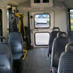 Chevy C3500 8 passenger charter shuttle coach bus for sale - Gas 6