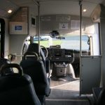 Chevy C3500 8 passenger charter shuttle coach bus for sale - Gas 7