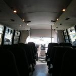 Chevy 29 passenger charter shuttle coach bus for sale - Gas 7