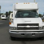 Chevy C5500 30 passenger charter shuttle coach bus for sale - Diesel 2