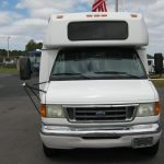 Ford E450 21 passenger charter shuttle coach bus for sale - Diesel 2