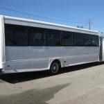 International 41 passenger charter shuttle coach bus for sale - Diesel 4