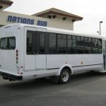 Chevy C5500 30 passenger charter shuttle coach bus for sale - Diesel 5