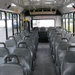 Chevy C5500 30 passenger charter shuttle coach bus for sale - Diesel 6