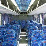 Chevy C5500 32 passenger charter shuttle coach bus for sale - Diesel 5
