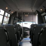 Ford E450 21 passenger charter shuttle coach bus for sale - Diesel 7