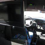 Chevy C5500 32 passenger charter shuttle coach bus for sale - Diesel 7