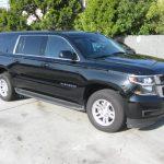 Chevrolet 7 passenger charter shuttle coach bus for sale - Gas 1