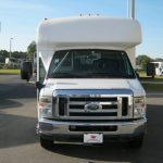 Ford E350 17 passenger charter shuttle coach bus for sale - Gas 2