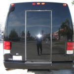 Ford E450 18 passenger charter shuttle coach bus for sale - Gas 4