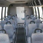 Ford E450 28 passenger charter shuttle coach bus for sale - Gas 6