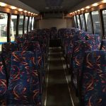 Chevy C5500 36 passenger charter shuttle coach bus for sale - Diesel 5