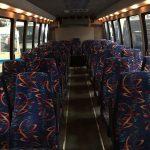 Chevy C5500 36 passenger charter shuttle coach bus for sale - Diesel 5
