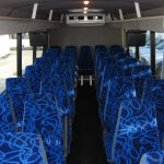 Freightliner 33 passenger charter shuttle coach bus for sale - Diesel 6