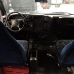 Chevy C5500 36 passenger charter shuttle coach bus for sale - Diesel 7