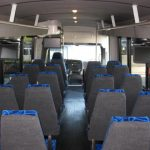 Freightliner 33 passenger charter shuttle coach bus for sale - Diesel 7