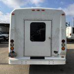 Ford E450 21 passenger charter shuttle coach bus for sale - Diesel 4
