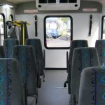 Ford E450 12 passenger charter shuttle coach bus for sale - Gas 6