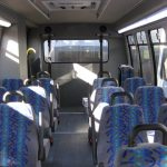 Ford E450 17 passenger charter shuttle coach bus for sale - Gas 5
