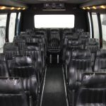 Ford E450 26 passenger charter shuttle coach bus for sale - Gas 4