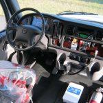 Freightliner M2 33 passenger charter shuttle coach bus for sale - Diesel 7