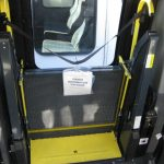 Ford E450 17 passenger charter shuttle coach bus for sale - Gas 7