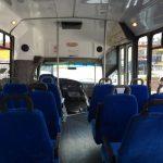 Ford E450 21 passenger charter shuttle coach bus for sale - Diesel 6
