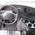 Ford E450 26 passenger charter shuttle coach bus for sale - Gas 6