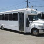 International UC 30 passenger charter shuttle coach bus for sale - Diesel 1