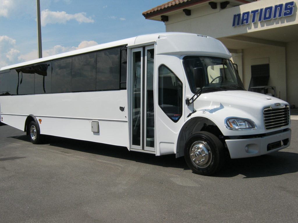 Inventory Sold - Nations bus