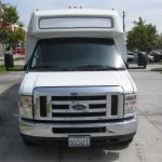 Ford E450 24 passenger charter shuttle coach bus for sale - Gas 2