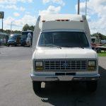 Ford E350 20 passenger charter shuttle coach bus for sale - Gas 3