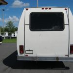 Ford E350 20 passenger charter shuttle coach bus for sale - Gas 4