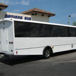 Freightliner M2 37 passenger charter shuttle coach bus for sale - Diesel 5
