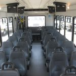 International UC 30 passenger charter shuttle coach bus for sale - Diesel 6