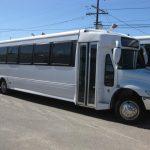 International 45 passenger charter shuttle coach bus for sale - Diesel 1