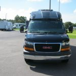 GM C3500 13 passenger charter shuttle coach bus for sale - Gas 2