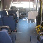 Ford E450 17 passenger charter shuttle coach bus for sale - Propane 5