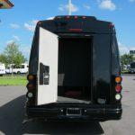 GM C3500 13 passenger charter shuttle coach bus for sale - Gas 5