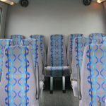 Ford E450 16 passenger charter shuttle coach bus for sale - Gas 6