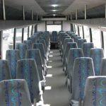 International 45 passenger charter shuttle coach bus for sale - Diesel 6