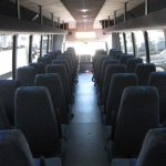 International 45 passenger charter shuttle coach bus for sale - Diesel 7