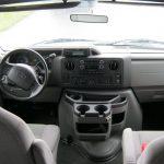 Ford E450 16 passenger charter shuttle coach bus for sale - Gas 8