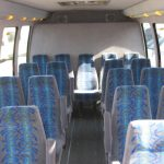 Ford E450 22 passenger charter shuttle coach bus for sale - Gas 5