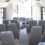Ford E450 23 passenger charter shuttle coach bus for sale - Gas 6