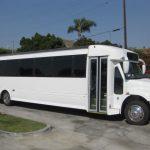 International TC 40 passenger charter shuttle coach bus for sale - Diesel 1