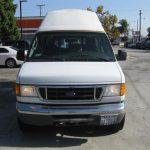 Ford E250 6 passenger charter shuttle coach bus for sale - Gas 2