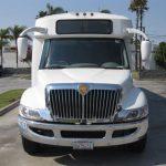 International TC 40 passenger charter shuttle coach bus for sale - Diesel 2