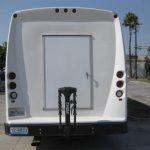 International TC 40 passenger charter shuttle coach bus for sale - Diesel 4