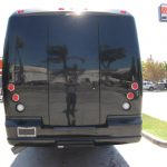 Ford F650 42 passenger charter shuttle coach bus for sale - Diesel 4